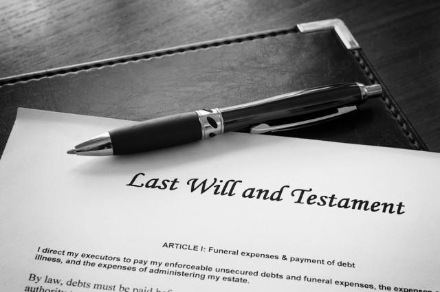 Deceased Estate Property Transfer